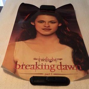 Hot Topic Twilight Saga Bella Poster